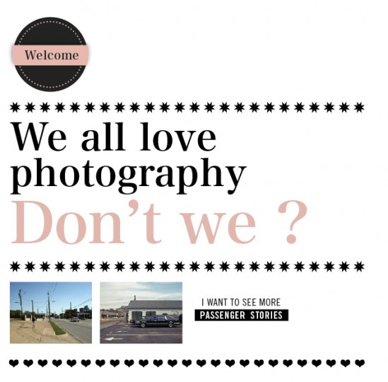 We all love photography